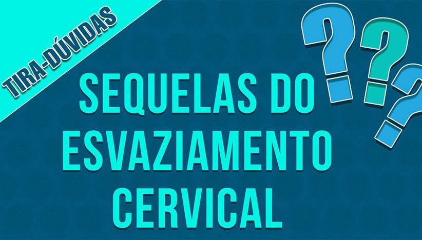 esvaziamento cervical