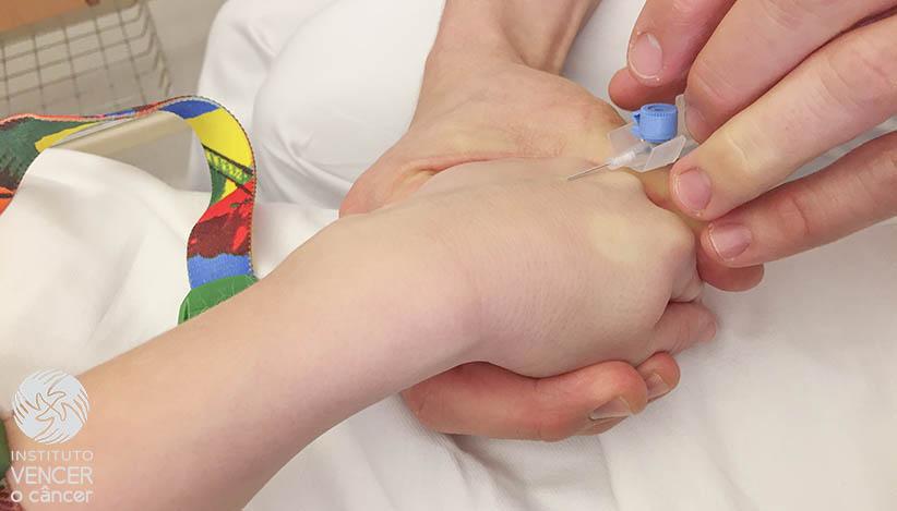 injecao infeccoes crianca