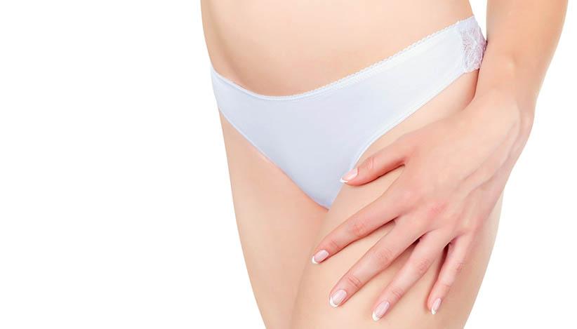 vulva vagina calcinha