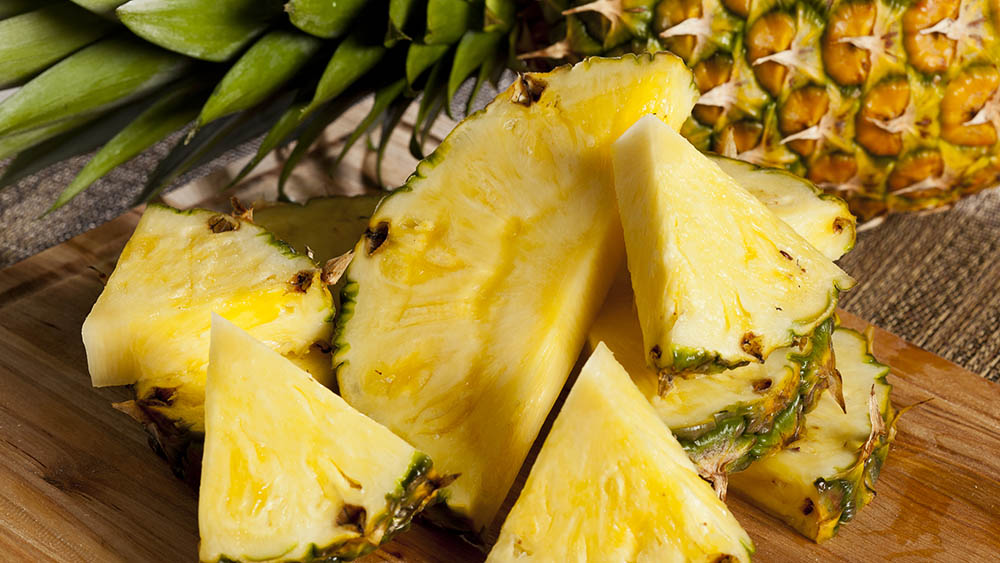 abacaxi enjoos nauseas