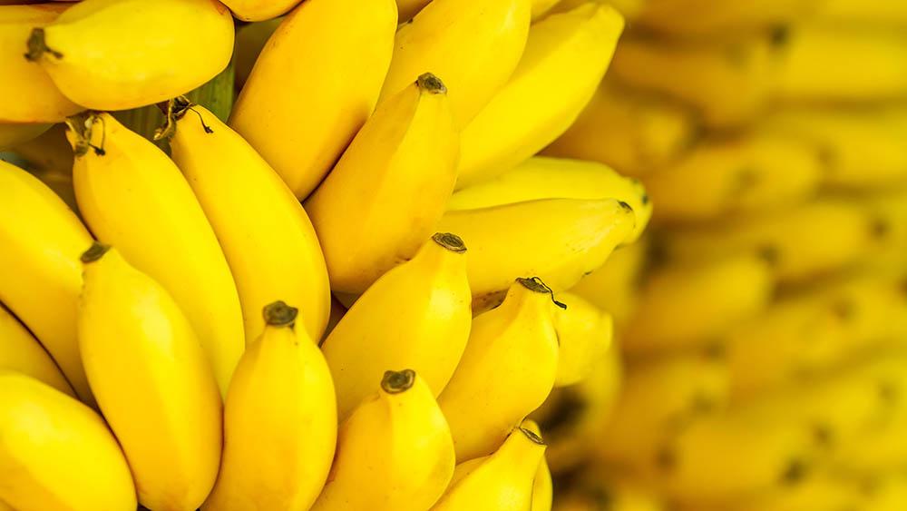 banana diarreia