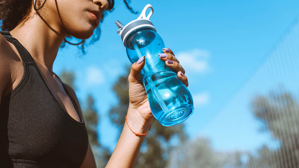 exercicios agua