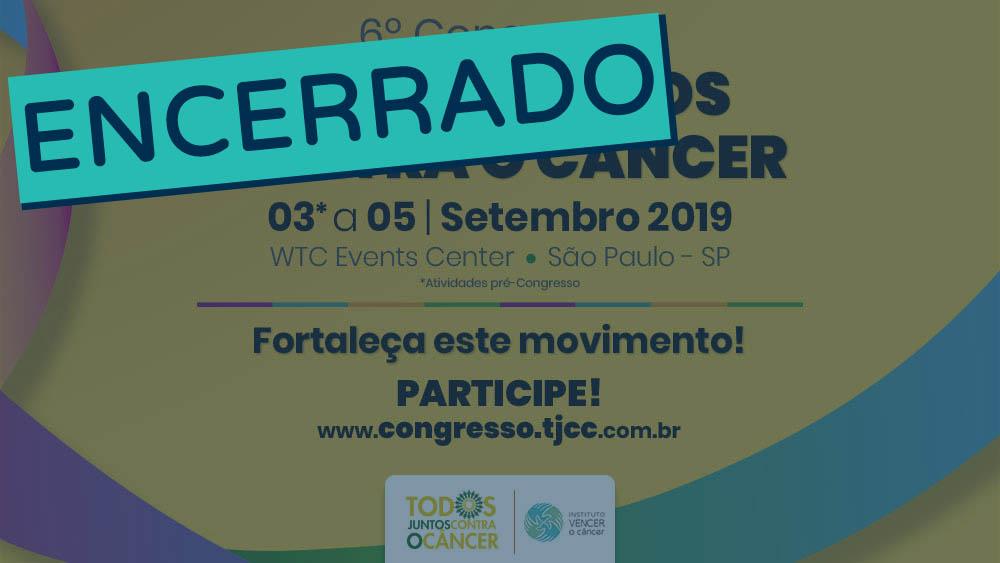 Thumbnail do evento TJCC 2019 encerrado.
