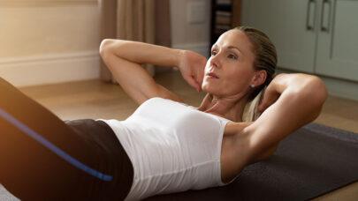 Em casa, sim. Parado, não! 2 - exercícios físicos em casa
