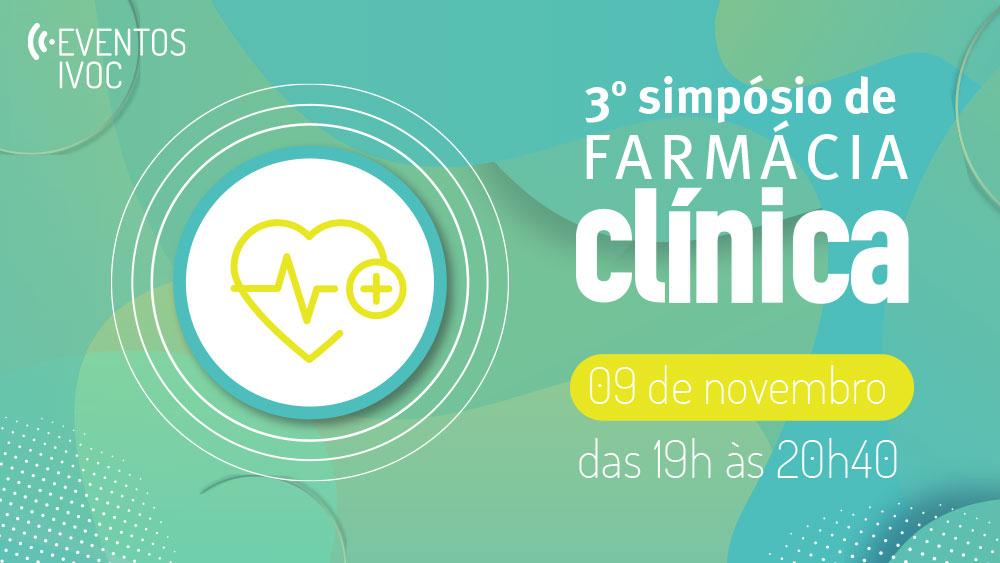 3º Seminário de Farmácia Clínica
