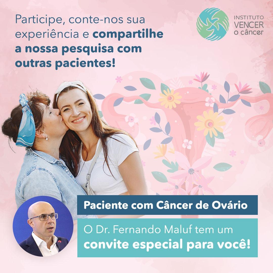 Paciente com Câncer de Ovário 2