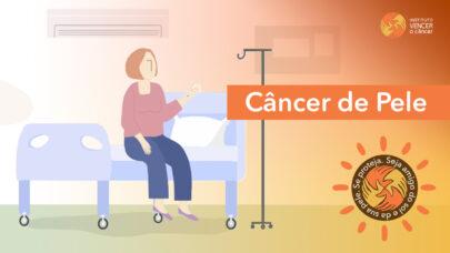 Câncer de Pele - Seja Amigo do Sol e da sua pele. Se Proteja