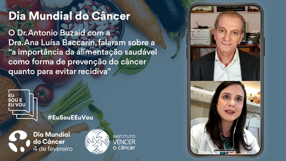 Live Dia Mundial do Câncer - Dr. Buzaid