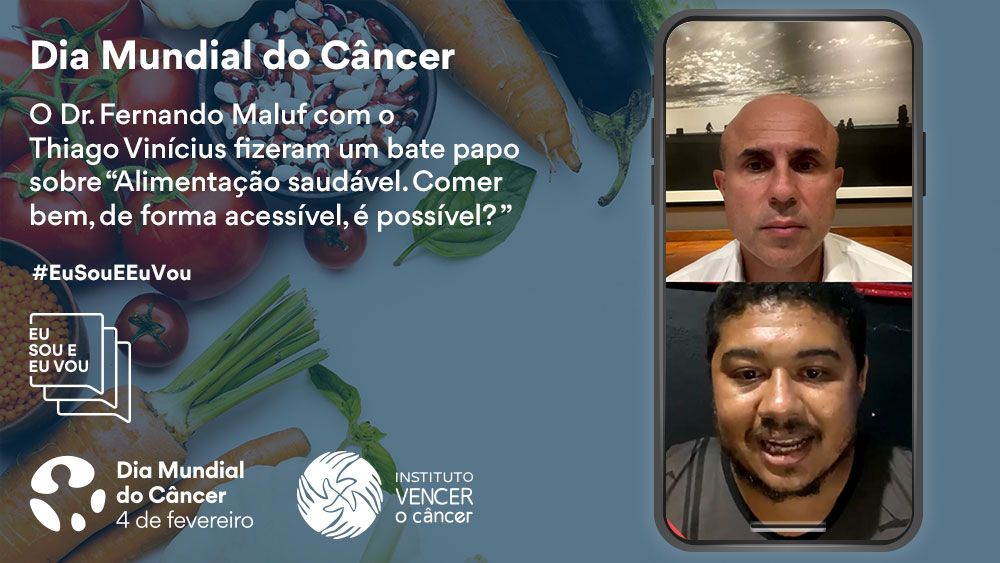 Live Dia Mundial do Câncer - Dr. Maluf