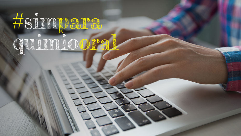 Diga #simparaquimiooral: participe da Enquete sobre o PL 6330/19 no site da Câmara dos Deputados