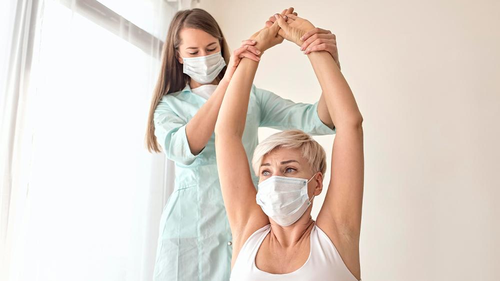 Fisioterapia auxilia no tratamento do câncer de pulmão