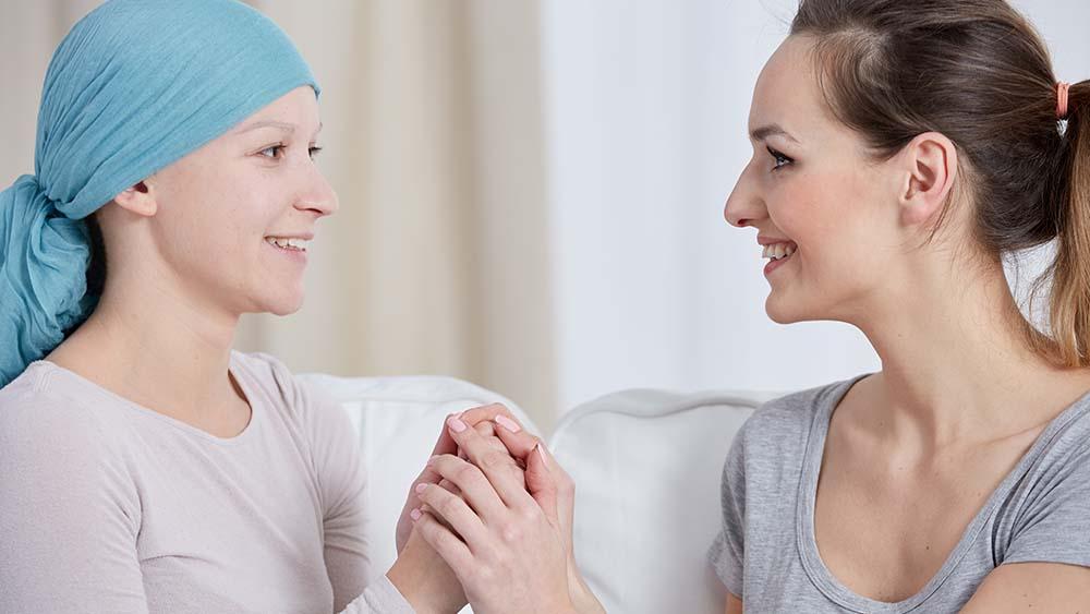 Quais os sentimentos diante do diagnóstico de câncer?